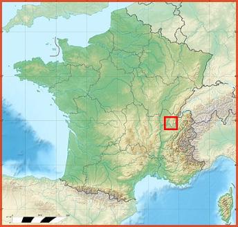 France  -  Cluse des Hôpitaux