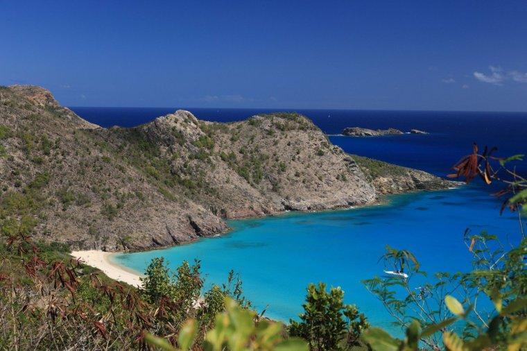 France  -  Saint-Barthélemy (Antilles françaises)