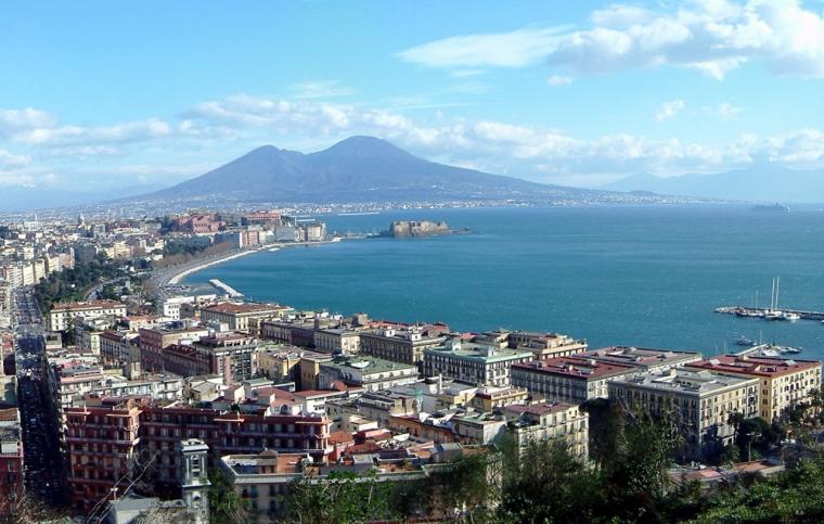Italie  -  Campanie