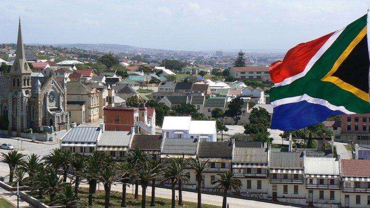 Afrique du Sud  -  Port Elizabeth
