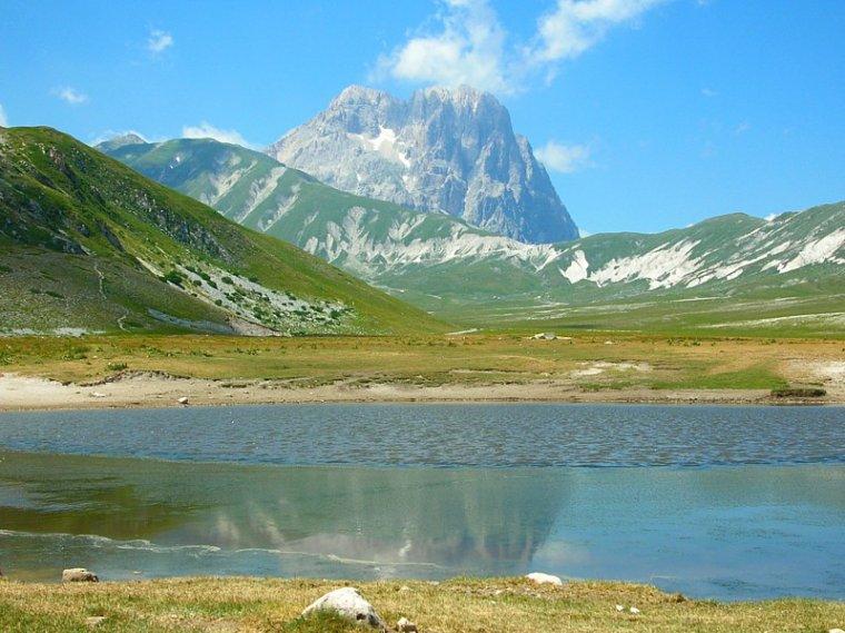 Italie  -  Apennins
