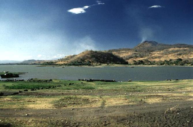 Amérique Centrale  -  Lac de Güija