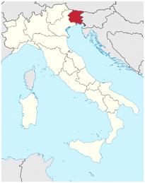 Italie  -  Frioul-Vénétie julienne