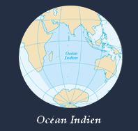 Océan Indien  -  Détroit d'Ormuz