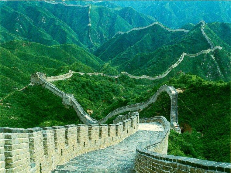 Toute la beauté de la Chine