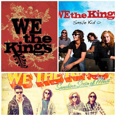 Albums WE THE KINGS