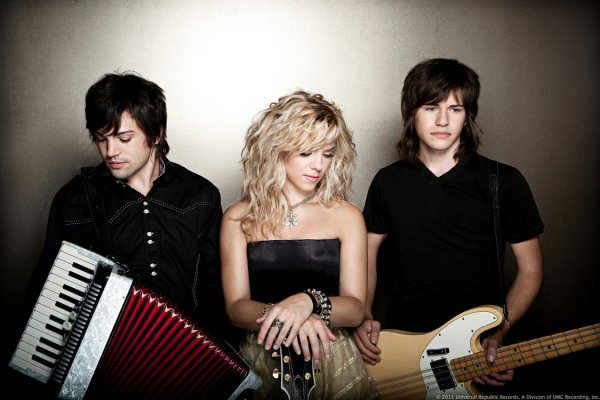 Fan liste The Band Perry