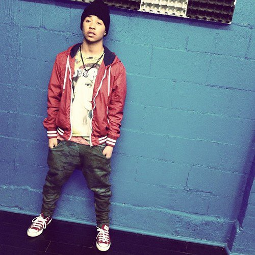 HAPPY BIRTHDAY Roc' qui a 17 ans!!!