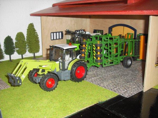 Et voilà : la ferme est passée en tcs : nouvelle technique sans labour