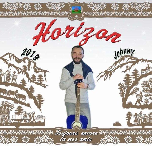 Nouveau CD Horizon 2019