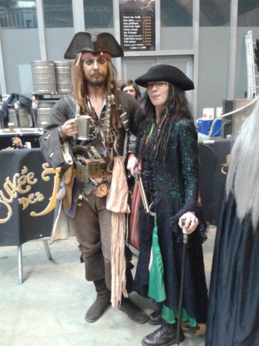 la petite vie d'une pirate