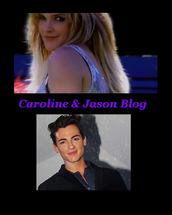 CAROLINE & JASON