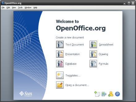 open office 3.2 clubic
