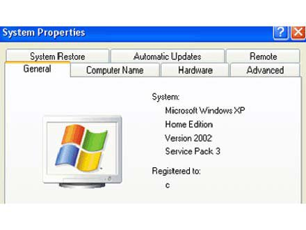 l► Télécharger Windows XP Service Pack 3 ( gratuit )