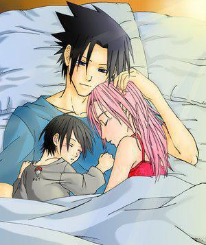 sasuke et sa famillia