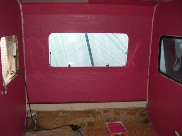 caravane gruau renovation peinture chambre blog de pascal0931. Black Bedroom Furniture Sets. Home Design Ideas