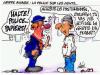 La police sur les dents