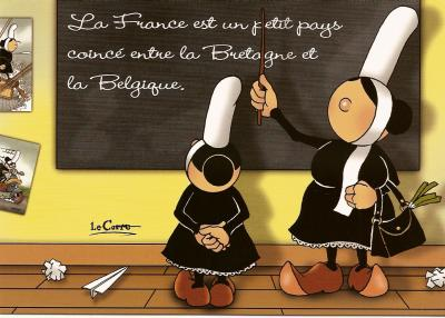Carte Postale Bretagne Humour.La Bretagne 3 Rouletteland