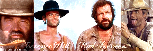 .  Bud Spencer - Terence Hill  .