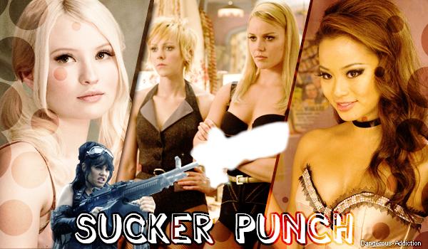. Sucker Punch   .