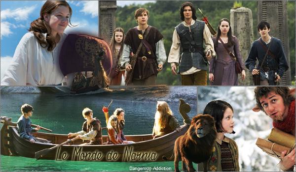 . Le Monde de Narnia  .