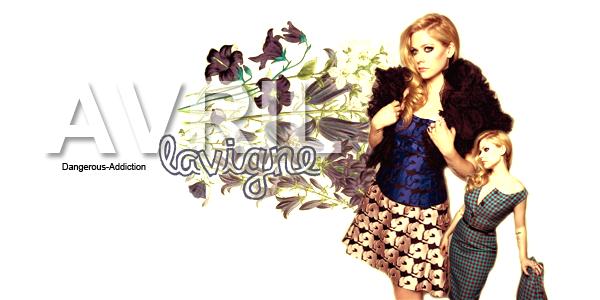 Musique Avril Lavigne  .