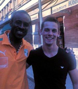 Seydou Doumbia & Moi