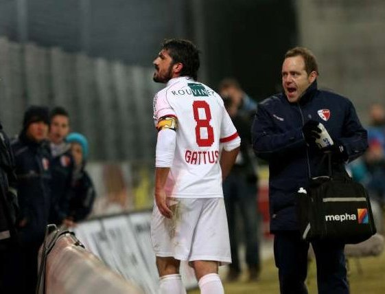 Gennaro Gattuso !!!  16.02.2013
