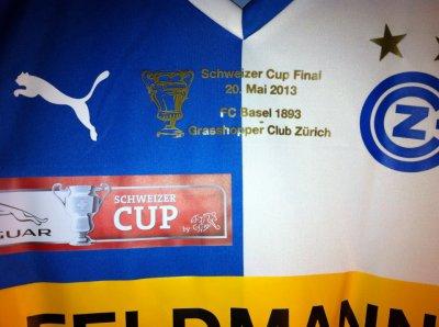 Finale de Coupe de Suisse 2013 '' TOKO''