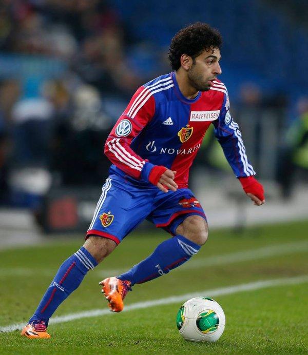 Mohamed Salah !!!