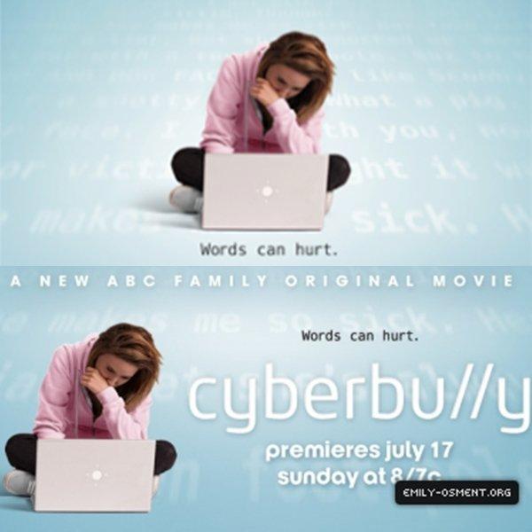 *  17.07.11: Diffusion de Cyber Bully aux Etats Unis * Mon avis : Je suis presser de voir Cyber Bully en France ( en esperant qu'il soit diffuser dans pas très longtemp ) . Jolie photo de fan pas beaucoup de news concertnant miley . Maintenant on aura une Nessa avec les cheveux court .mdr