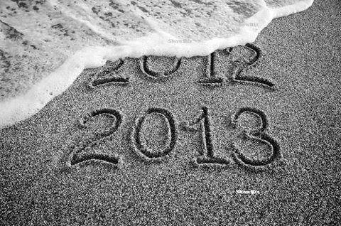 BONNE ANNÉE 2013 !!! ♥