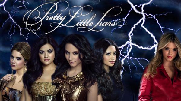 Pretty little liars , la meilleure série pour adolescentes !!!!!!!