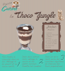 Pause cuisine 1 : le Choco-Jungle