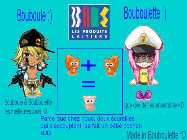 Bouboule, Mon Meilleur Ami ♥
