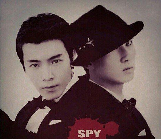Le tournage du clip SPY.