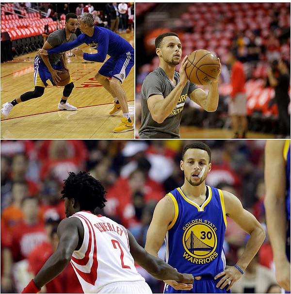 24/04/2016 : Houston Rockets 94-121 Golden State Warriors / Game 4