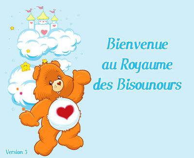 bisounours.......