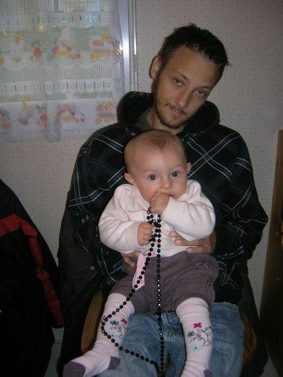 moi et ma niece faustine