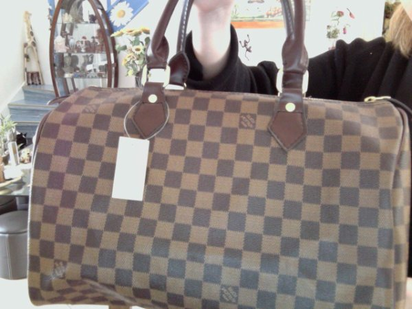 "Sac Louis Vuitton ""Speedy 35"""