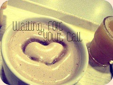 Tout le monde cherche une chose : Avoir un coeur sur la mousse de son cappuccino.