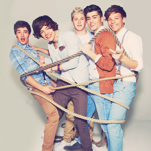 one direction <3 juste ma vie