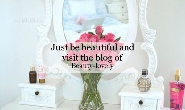 Be beautiful with Beauty-lovely