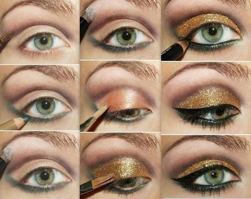 Tuto Maquillage - Pour une soirée