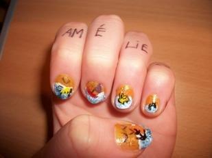 Résultats du concours Nail Art printemps/été