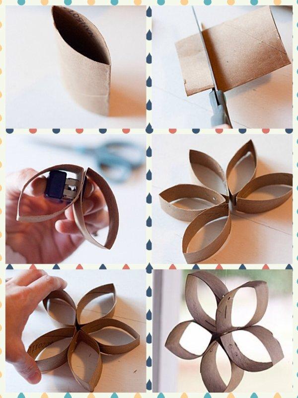DIY avec du Papier Toilette !!