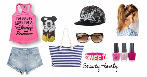 Tenue - Swagg For Summer