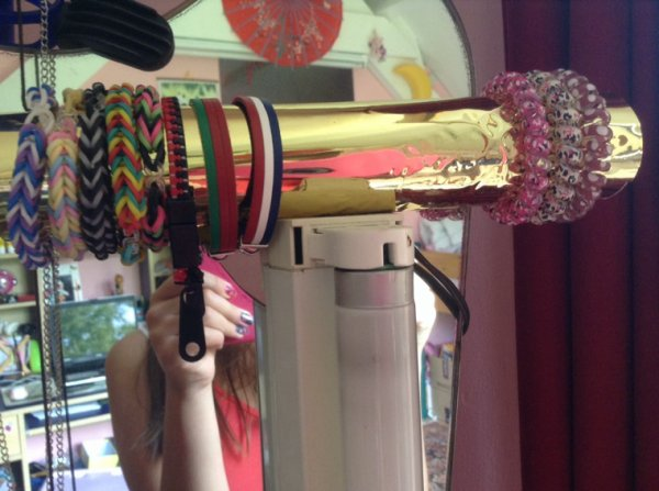 DIY - Idée porte bracelets