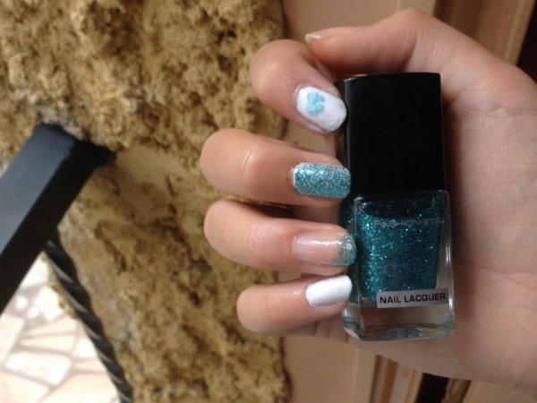 Mes Tests pour Modern Nails Art