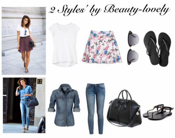2 Styles'